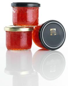 Coho roe, Salmon Caviar, Oncorhynchus kisutch